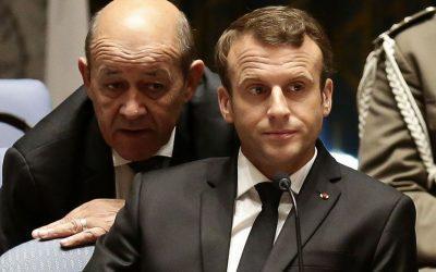 Γάλλος ΥΠΕΞ: Η κατάρρευση του Λιβάνου θα είναι «ο Τιτανικός χωρίς την ορχήστρα»