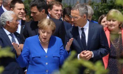 Μέρκελ: Η ΕΕ θα συζητήσει τις εξαγωγές όπλων στην Τουρκία με το ΝΑΤΟ και τις ΗΠΑ