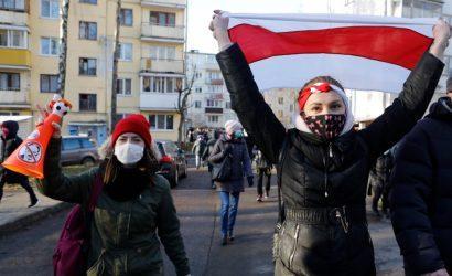 Λευκορωσία: Στους δρόμους του Μινσκ η Αντιπολίτευση