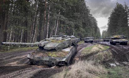 Camp Adazi: Το ΝΑΤΟ δεν είναι «Εγκεφαλικά Νεκρό» στην «Κόκκινη Γραμμή» της Συμμαχίας απέναντι στην Ρωσία