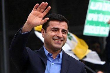 Καταδίκη της Τουρκίας για την κράτηση του Κούρδου ηγέτη Σελαχατίν Ντεμιρτάς