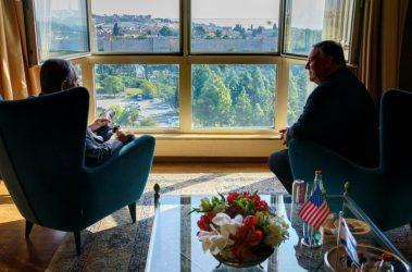 Πομπέο: Οι ΗΠΑ είναι έτοιμες για να μεσολαβήσουν ανάμεσα σε Ισραήλ και Λίβανο