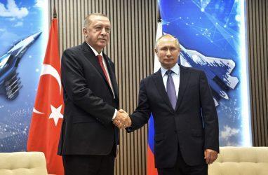 Τις κυρώσεις από την Ευρώπη τις επιδιώκει η Τουρκία