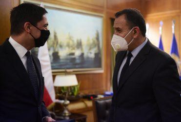 Συνάντηση του Υπουργού Εξωτερικών με τον Πρέσβη της Πολωνίας