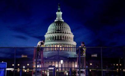 Εσωτερική έρευνα στα υπουργεία Δικαιοσύνης και Άμυνας των ΗΠΑ για την εισβολή στο Καπιτώλιο