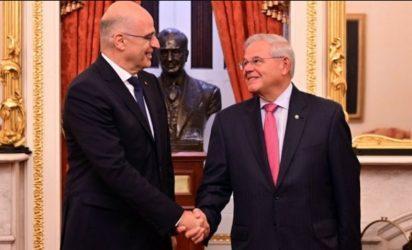 Υπουργείο Εξωτερικών: Συγχαρητήρια στον Ρόμπερτ Μενέντεζ