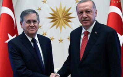Αμερικανός Πρέσβης στην Άγκυρα: Δεν υπάρχει περίπτωση ανάκλησης της απόφασης για τις κυρώσεις – Ίσως θα να επεκταθούν