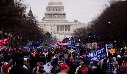 ΗΠΑ: Το FBI έχει ανοίξει 160 φακέλους υποθέσεων σχετικά με την εισβολή στο Καπιτώλιο