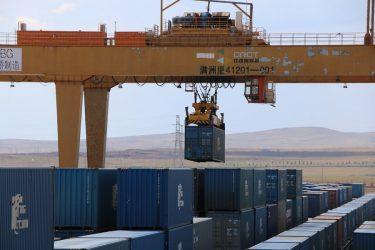 Οι Κινέζοι το παραδέχονται – Η Πανδημία δεν έχει πλήξει τον Belt And Road όπως τις μεταφορές