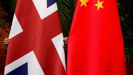 Κίνα: Κυρώσεις στο Ηνωμένο Βασίλειο εξαιτίας της διασποράς «ψεμάτων» για τη Σιντζιάνγκ