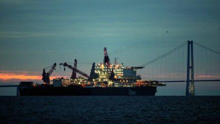 Δανέζικη εταιρεία αποσύρθηκε από τον Nord Stream-2