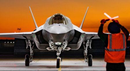 Η Lockheed Martin παρέδωσε το 123ο μαχητικό F-35 για το 2020