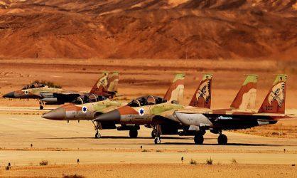 Ισραήλ: Κατάρριψη drone προερχόμενου από τον Λίβανο