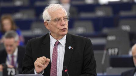 Μπορέλ: Το Κυπριακό αποτελεί πρόβλημα της ΕΕ