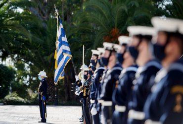 Υπουργός Άμυνας για εξοπλισμούς του ΠΝ: Δεν έχουν απορριφθεί εξοπλιστικά προγράμματα – Οι πληροφορίες είναι «Απόρρητες»