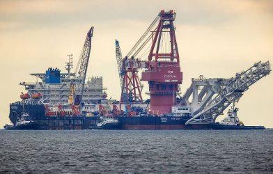 Στέιτ Ντιπάρτμεντ: Οι ευρωπαϊκές εταιρείες αποσύρονται από την κατασκευή του Nord Stream 2