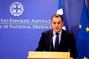 Ο Υπουργός Άμυνας διέψευσε την είδηση για πτήση Τουρκικού Drone στην Θράκη