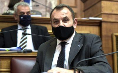 Παναγιωτόπουλος για Rafale: Εμβληματικό το εγχείρημα του επανεξοπλισμού των ΕΔ
