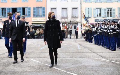 Τη Δευτέρα, 25 Ιανουαρίου, στην Αθήνα η υπουργός Άμυνας της Γαλλίας
