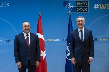 ΝΑΤΟ: Η Τουρκία άσκησε πιέσεις για να υιοθετηθεί μια «πιο ήπια» ρητορική απέναντι στη Λευκορωσία