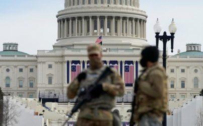ΗΠΑ: Δύο αστυνομικοί παρασύρθηκαν από όχημα στο Καπιτώλιο, ένας ύποπτος συνελήφθη