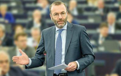 Βέμπερ: Η ΕΕ πρέπει να τιμωρήσει τον Πούτιν για τη σύλληψη του Ναβάλνι