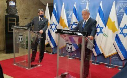 Διμερής συμφωνία Κύπρου-Ισραήλ: Χωρίς τεστ PCR ή καραντίνα όσοι Ισραηλινοί εμβολιάστηκαν