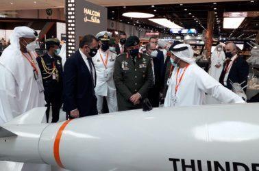 Επίσημη επίσκεψη αρχηγού ΓΕΕΘΑ στα Ηνωμένα Αραβικά Εμιράτα