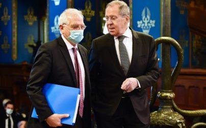 Ρωσία: Απέλαση διπλωματών από τη Γερμανία, τη Σουηδία και την Πολωνία