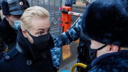 Η σύζυγος του Αλεξέι Ναβάλνι αναχώρησε από την Ρωσία για την Γερμανία