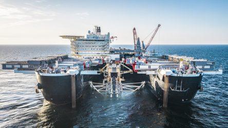 Οι Γερμανοί χρησιμοποιούν την υπόθεση Ναβάλνι για να αποπροσανατολίσουν για τον Nord Stream 2