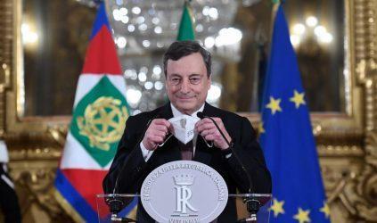 Ο Μάριο Ντράγκι αποκάλεσε τον Ερντογάν δικτάτορα