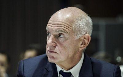 Γιώργος Παπανδρέου: Ναι στις διερευνητικές επαφές με βάση το διεθνές δίκαιο για την υφαλοκρηπίδα- ΟΧΙ για θέματα κυριαρχίας