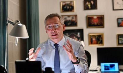 Στόλτενμπεργκ: Tο ΝΑΤΟ είναι πλατφόρμα όπου οι σύμμαχοι μπορούν να αναφέρουν τις διαφορές και τις διαφωνίες τους