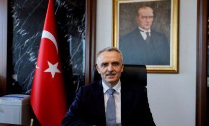 Ο Ταγίπ Ερντογάν απέλυσε και πάλι τον επικεφαλής της κεντρικής τράπεζας της Τουρκίας