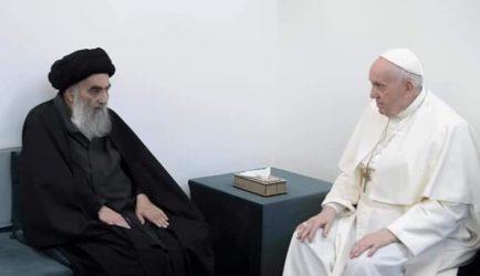 Ηγέτης των Σιιτών του Ιράκ: Οι χριστιανοί του Ιράκ πρέπει να ζήσουν με ειρήνη
