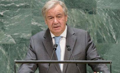 Γκουτέρες: Μετά από 10 χρόνια πολέμου η Συρία παραμένει ένας «ζωντανός εφιάλτης»