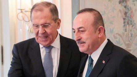 Λαβρόφ: Η Τουρκία δικαιούται να παραμείνει στη Συρία όσο είναι παρούσες εκεί Ρωσία και ΗΠΑ