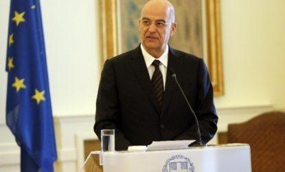 Νίκος Δένδιας: Στη συνάντηση με τον κ. Τσαβούσογλου «υπήρξε όντως διαφοροποίηση»