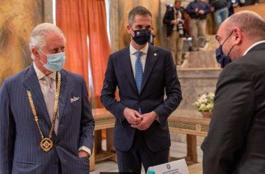 H Energean υπέγραψε την Terra Carta, την πρωτοβουλία του Πρίγκηπα Καρόλου για βιώσιμη ανάπτυξη