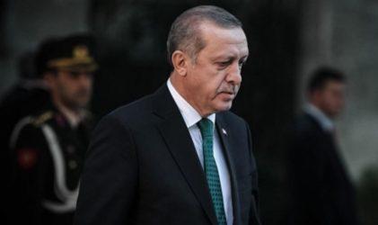 Έφτασε η στιγμή η Ελλάδα να το θυμίσει επίσημα στον Τούρκο Πρόεδρο