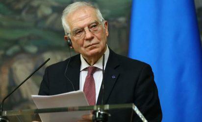 Μπορέλ: Τουρκία και Ρωσία τα βασικά θέματα στην ατζέντα του Συμβουλίου των ΥΠΕΞ της ΕΕ