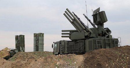 Η συριακή αεράμυνα ισχυρίζεται ότι αναχαίτισε «ισραηλινή επίθεση» με πυραύλους