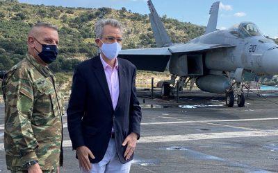 Η Ελλάδα απάντησε στο ερώτημα της Lockheed Martin – Οι ΗΠΑ θα ικανοποιήσουν το αίτημα της Ενδιάμεσης Λύσης