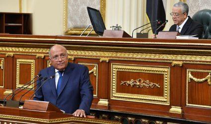 Σούκρι: Οι συνομιλίες Αιγύπτου-Τουρκίας έχουν σταματήσει προς το παρόν