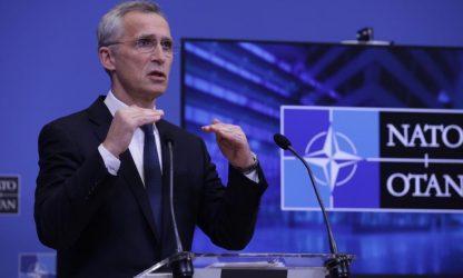 Γενς Στόλτενμπεργκ: Η Τουρκία είναι σημαντικός σύμμαχος που συνορεύει με Συρία και Ιράκ