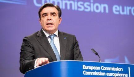 Μαργαρίτης Σχοινάς: Τα αποτελέσματα της Συνόδου Κορυφής θα είναι καλά και για την Ελλάδα και για την Ευρώπη