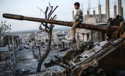 Ανακοίνωση Υπουργείου Εξωτερικών για τη συμπλήρωση 10 ετών από την έναρξη του εμφυλίου πολέμου στη Συρία