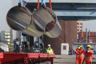 Ο TAP μεταφέρει το πρώτο 1 bcm φυσικού αερίου στην Ευρώπη