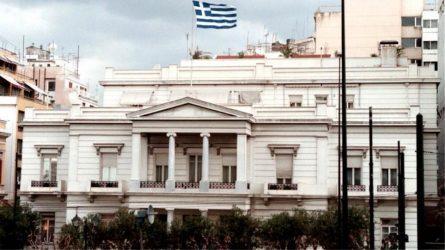Υπουργείο Εξωτερικών: Η Ελλάδα χαιρετίζει την παροχή ψήφου εμπιστοσύνης στη μεταβατική κυβέρνηση της Λιβύης